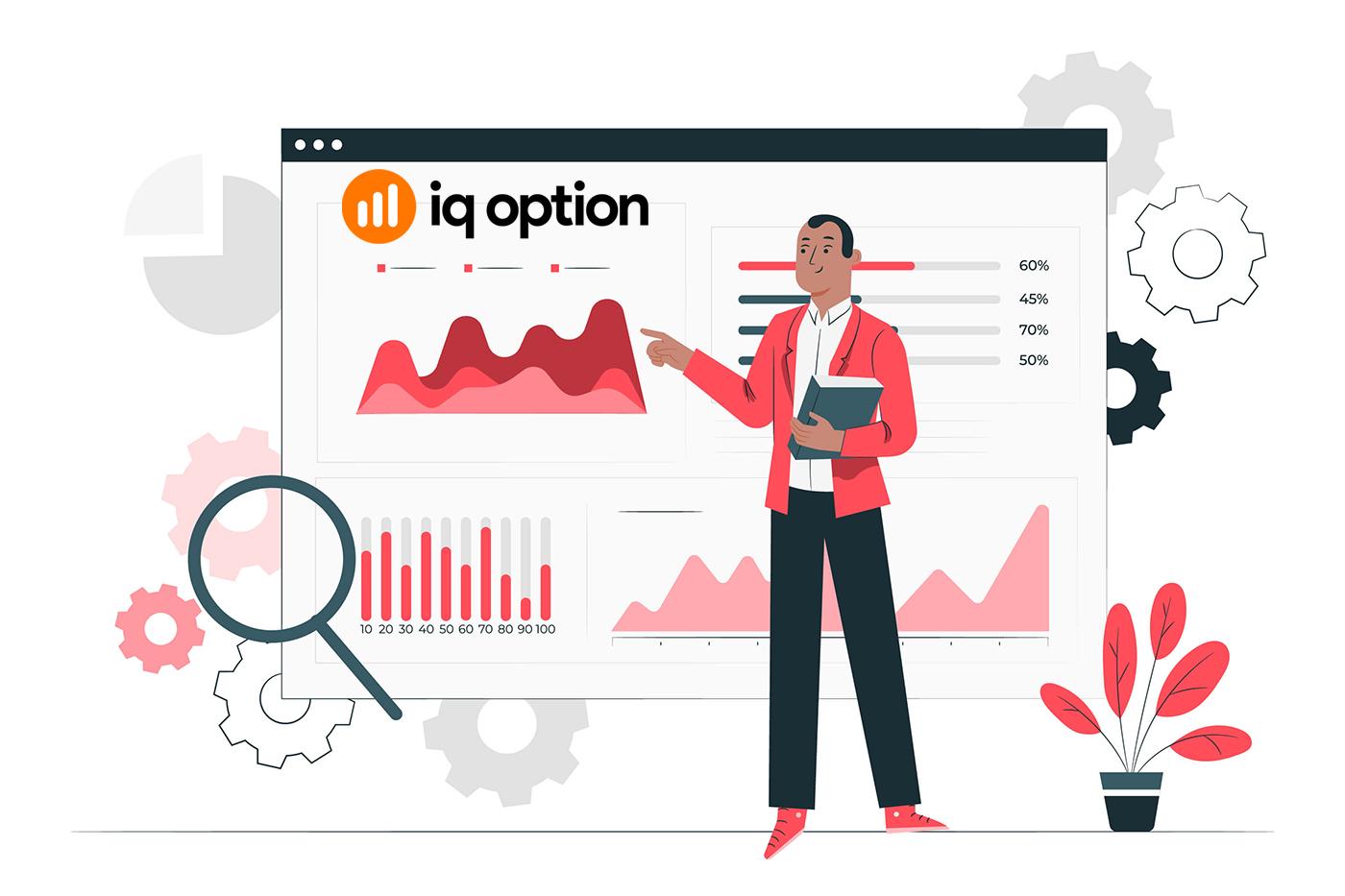 Cómo comenzar a operar con IQ Option en 2021: una guía paso a paso para principiantes