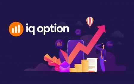 Cómo operar con opciones binarias y retirar dinero de IQ Option