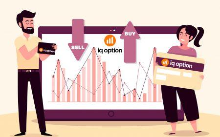 Cómo registrarse y depositar dinero en IQ Option