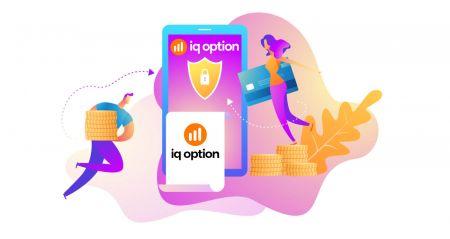 Cómo registrarse y retirar dinero en IQ Option